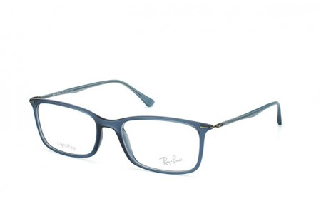Ray-Ban 0RX7031 5400 DEMIGLOSS DARK BLUE