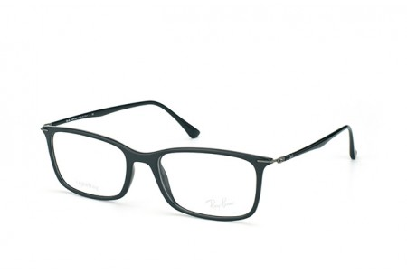 Ray-Ban 0RX7031 2000 SHINY BLACK