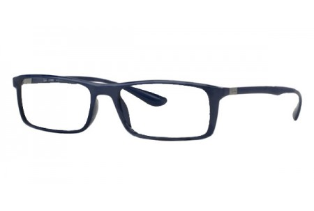 Ray-Ban 0RX7035 5431 SHINY DARK BLUE