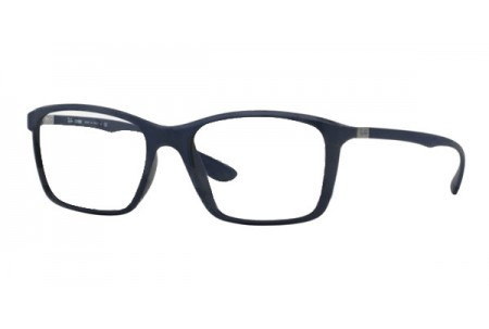 Ray-Ban 0RX7036 5439 MATTE DARK BLUE