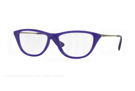 Ray-Ban 0RX7042 5470 RUBBER DEMI GLOSS VIOLET