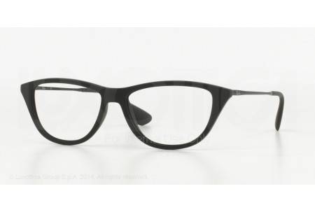 Ray-Ban 0RX7042 5364 RUBBR BLACK