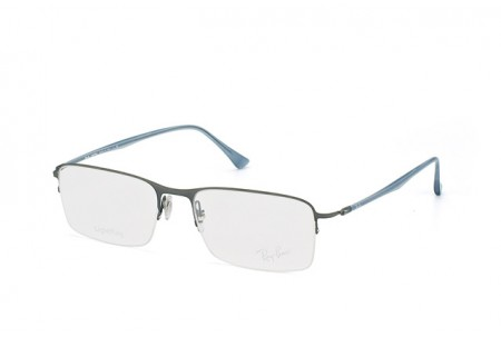 Ray-Ban 0RX8721 1175 DARK BLASTED GUNMETAL