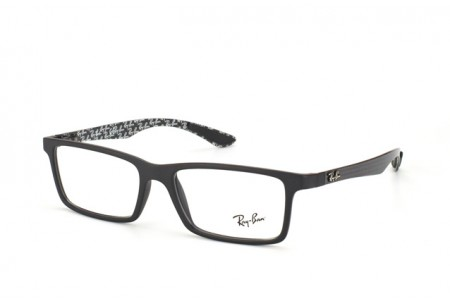 Ray-Ban 0RX8901 5263 DEMI GLOSS BLACK