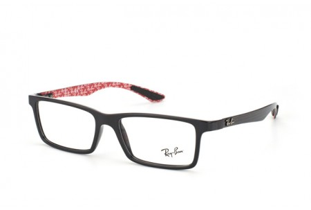 Ray-Ban 0RX8901 2000 SHINY BLACK