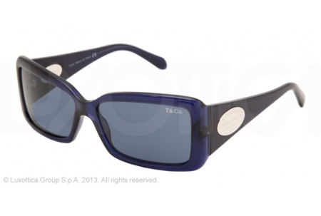 Tiffany  0TF4006G 80053A DARK BLUE TRANSPARENT
