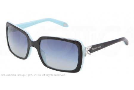 Tiffany  0TF4047B 80553C TOP BLACK ON AZURE
