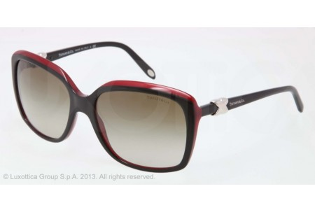 Tiffany  0TF4076 81563M BLACK/RED