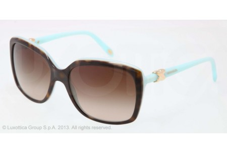 Tiffany  0TF4076 81343B TOP HAVANA/BLUE