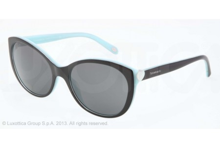 Tiffany  0TF4086H 81633F BLACK/SHOT/BLUE