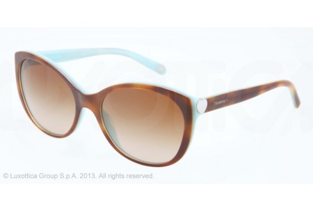 Tiffany  0TF4086H 81643B HAVANA/SHOT/BLUE