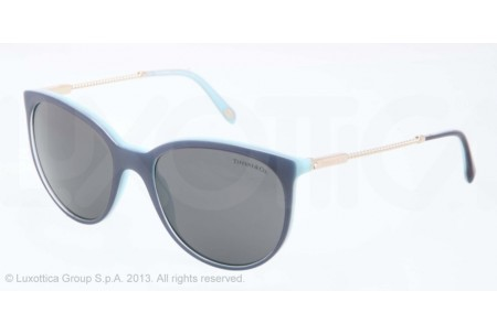 Tiffany  0TF4087B 81653F BLUE/SHOT/BLUE