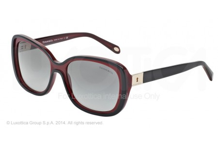 Tiffany  0TF4091B 81563C BLACK/RED