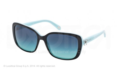Tiffany  0TF4092 80554S BLACK/BLUE