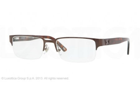 Versace  0VE1184 1269 BRUSHED BROWN