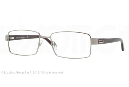 Versace  0VE1195 1314 GUNMETAL