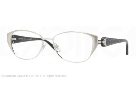 Versace  0VE1196 1000 BRUSHED SILVER