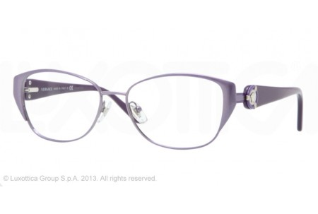 Versace  0VE1196 1317 METALLIZED BRUSHED VIOLET