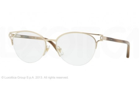 Versace  0VE1202B 1252 PALE GOLD