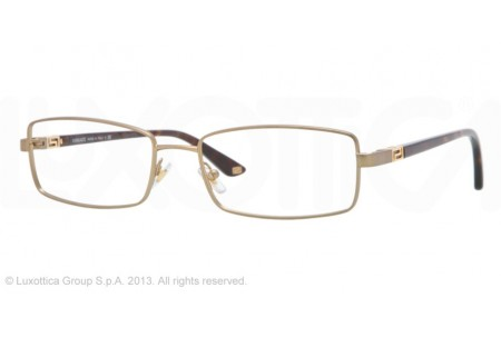 Versace  0VE1204 1325 MATTE BRASS