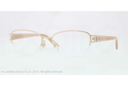 Versace  0VE1215B 1252 PALE GOLD
