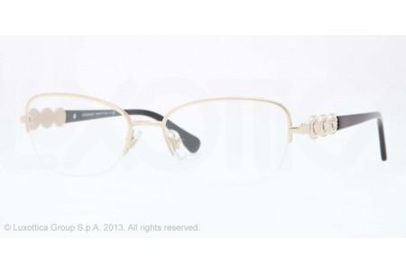 Versace  0VE1217B 1252 PALE GOLD