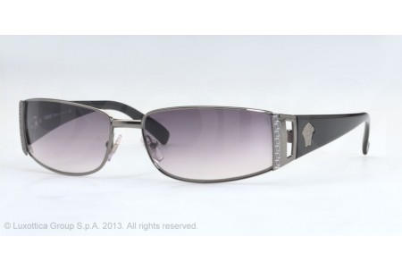 Versace  0VE2021 1001/6 GUNMETAL