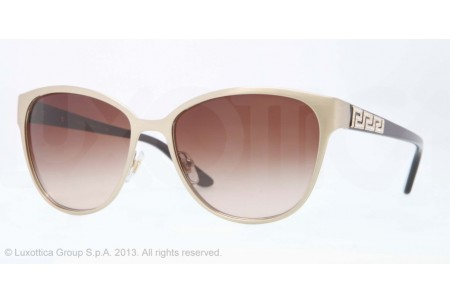 Versace  0VE2147B 133913 BRUSHED PALE GOLD