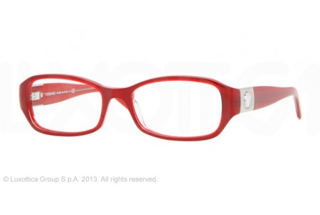 Versace  0VE3135 878 RED/CRYSTAL
