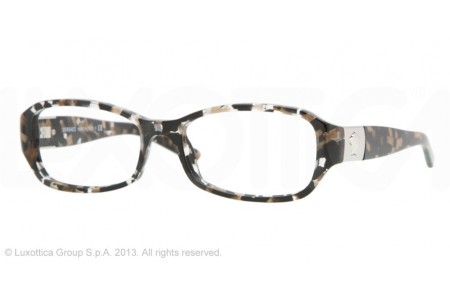 Versace  0VE3135 876 SPOTTED BLACK/BROWN/CRYSTAL