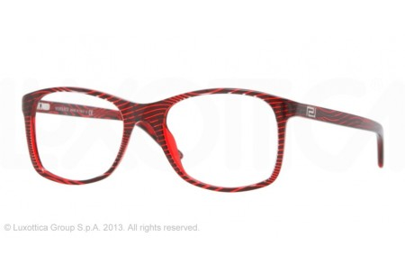 Versace  0VE3155 935 WAVES RED