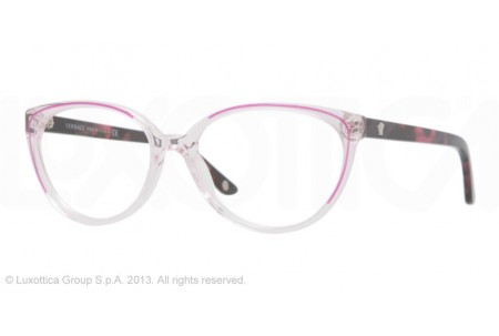 Versace  0VE3157 964 TRANSPARENT PINK