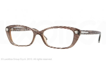 Versace  0VE3159 934 WAVES BROWN