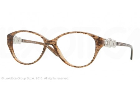 Versace  0VE3161 991 LIZARD BROWN
