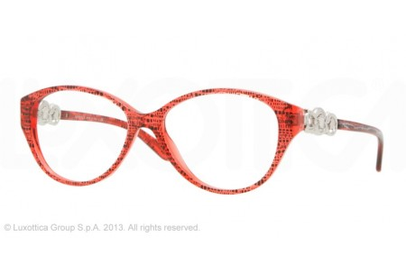 Versace  0VE3161 5001 LIZARD RED