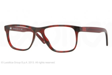 Versace  0VE3162 989 RED HAVANA