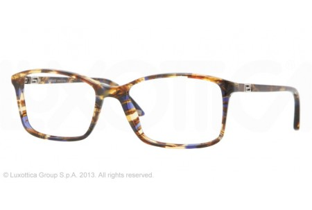 Versace  0VE3163 992 STRIPED BROWN/HONEY/BLUE