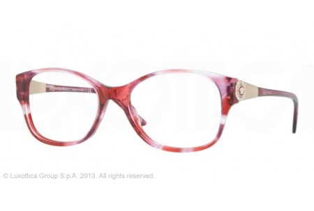Versace  0VE3168B 927 STRIPED PINK
