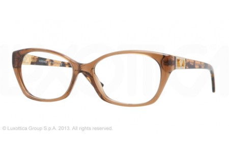 Versace  0VE3170B 5028 TRANSPARENT BROWN