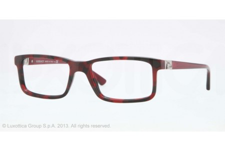 Versace  0VE3171 989 RED HAVANA
