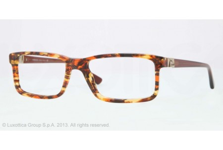 Versace  0VE3171 5003 STRIPED BROWN/HONEY/ORANGE