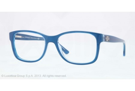 Versace  0VE3173 5056 BLUE/TRANSPARENT AZURE