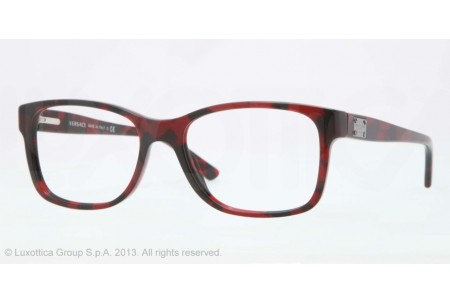 Versace  0VE3173 989 RED HAVANA