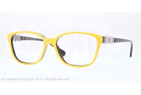 Versace  0VE3181B 976 YELLOW/BLACK