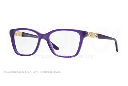 Versace  0VE3192B 5095 TRANSPARENT VIOLET