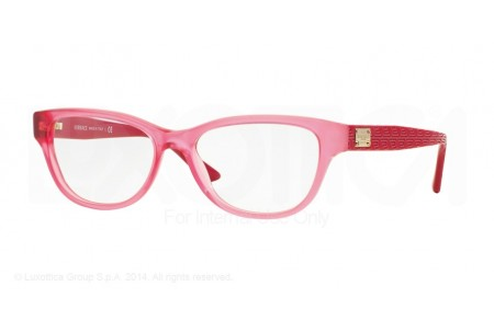 Versace  0VE3204 5121 MATTE TRANSPARENT FUXIA