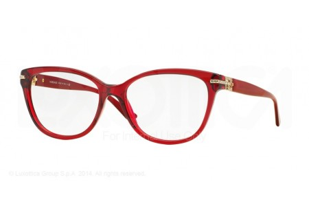 Versace  0VE3205B 388 BORDEAUX TRANSPARENT