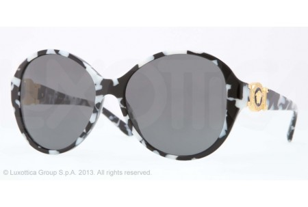 Versace  0VE4261 508787 SPOTTED WHITE BLACK