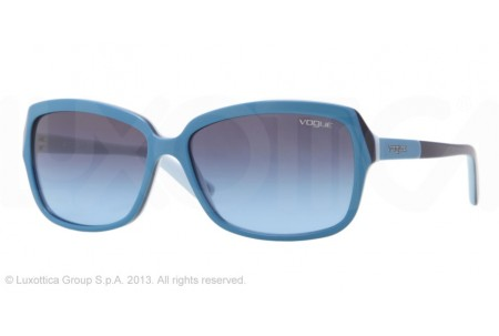 Vogue  0VO2660S 20758F LIGHT BLUE/DARK BLUE/AZURE