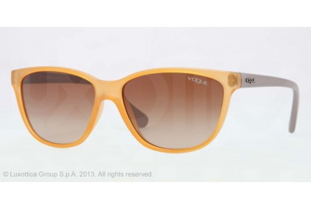 Vogue  0VO2729S 209313 MATTE YELLOW